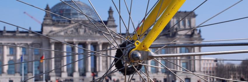 Sightseeing Fahrrad